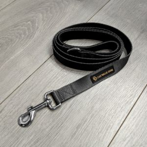 Black and Gunmetal Lead