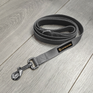 Grey and Gunmetal Lead
