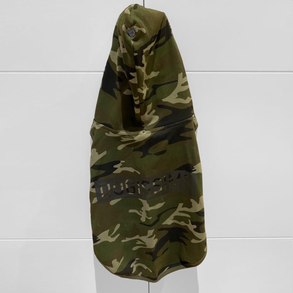 2020 Camo Hoodie for French Bulldogs