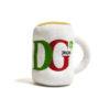 DG Pups Mug Plush Dog Toy
