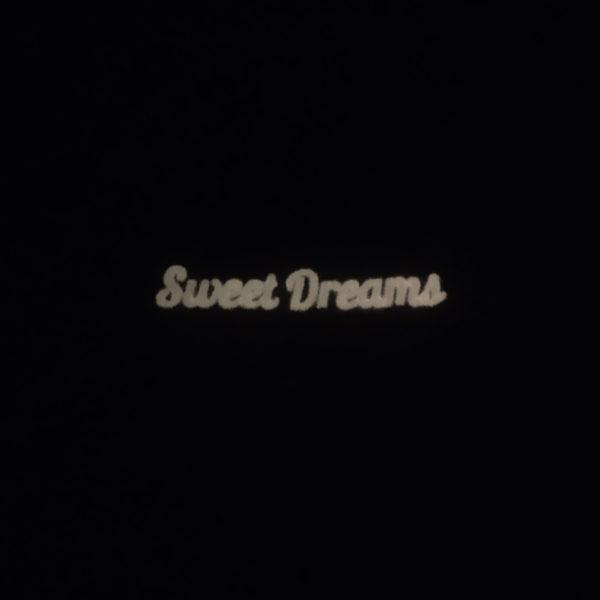Sweet Dreams Glow in the Dark Bone Toy - Baby Pink